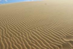 Wüstensande Lizenzfreies Stockfoto