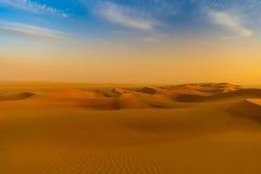 Wüstensturm Royalty Free Stock Images