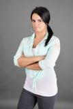 Wütende Freundin Lizenzfreies Stockbild