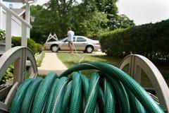 wąż elastyczny zdjęcie stock