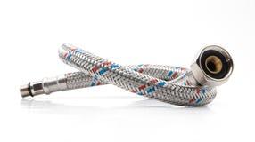 wąż elastyczny dostawy woda Fotografia Royalty Free