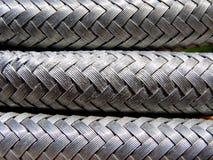 wąż elastyczny galonowy drut Fotografia Stock