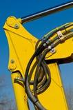 wąż elastyczny hydrauliczni Zdjęcie Stock
