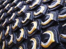 Wąż lub smok ważymy tekstury tło Zdjęcia Royalty Free