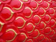 Wąż lub smok ważymy tekstury tło Obrazy Royalty Free