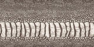 Wąż skóry wzoru tekstury powtarzać bezszwowy wektor Tekstura wąż Modny druk ilustracja wektor