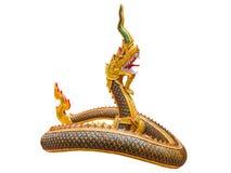 Wąż statua fotografia stock
