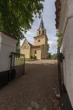 Wąski kościół Obrazy Stock