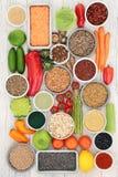 Wątrobowy Detox zdrowie jedzenie obraz stock