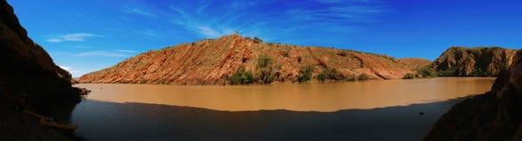 Wąwóz w zachodniej australii zdjęcia royalty free