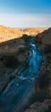 Wąwozu des Berrem, Midelt, Maroko zdjęcia stock