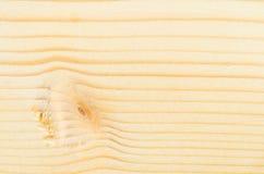 Węźlastej sosny Woodgrain tekstura Fotografia Royalty Free