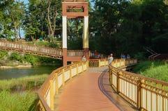 Węża wzgórza park, Ratchaburi zdjęcia royalty free