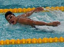 Węgierska pływaczka Zsuzsanna Jakabos Obraz Royalty Free