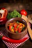 Węgierski goulash Zdjęcie Royalty Free