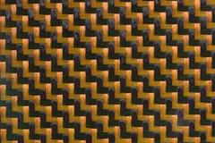 Węgla włókna tło zdjęcie stock