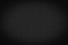 Węgla włókna tło, czarna tekstura Zdjęcie Stock
