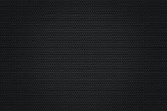 Węgla włókna tło, czarna tekstura Fotografia Royalty Free