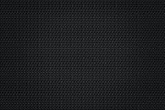 Węgla włókna tło, czarna tekstura Zdjęcia Royalty Free
