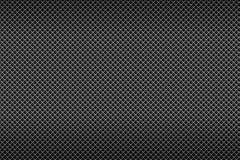 Węgla włókna tło, czarna tekstura Fotografia Stock