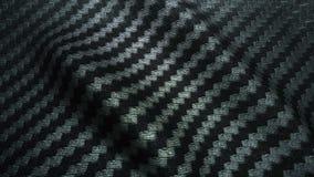 Węgli cajgów wysokiej jakości tekstura, rusza się fala, Bezszwowa pętla zbiory wideo