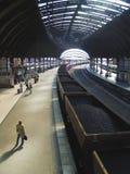 Węglowy pociąg Zdjęcia Royalty Free
