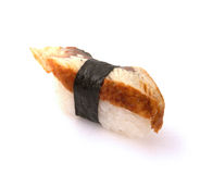 węgorza suszi rybi japoński Obraz Stock