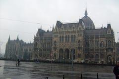 Węgry, architektoniczna struktura zdjęcia stock