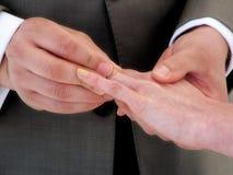 węzeł krawat Obraz Stock