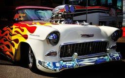 Włóczydło samochód wyścigowy obraz royalty free