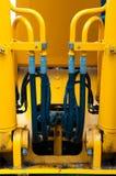 włącznik hydrauliczny Obrazy Royalty Free