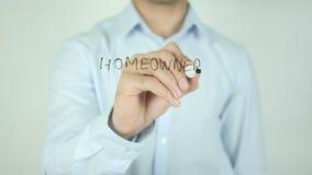 Właściciela domu ubezpieczenie, Pisze Na Przejrzystym ekranie zdjęcie wideo