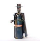 właściciela odkrywczości wino Zdjęcie Stock