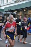 właśnie biegający Zdjęcia Royalty Free