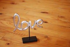 właśnie miłość Obrazy Stock