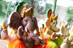 Władyka Ganesh fotografia stock