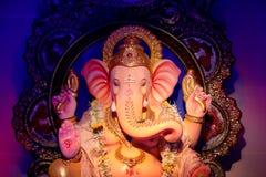 Władyka Ganesha, Ganesha festiwal zdjęcie royalty free