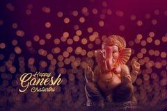 Władyka Ganesha, Ganesha festiwal obraz royalty free