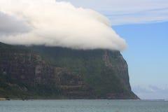 Władyki Howe wyspa obraz royalty free
