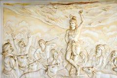 Władyki Krishna Podnośna góra obrazy royalty free