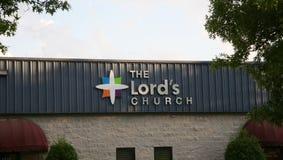 Władyki ` s Kościelny Bartlett, TN Zdjęcie Royalty Free