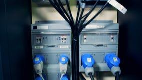 Władz prymki kable łączący nasadki zbiory wideo
