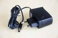 Władza adaptator dla małych urządzeń elektronicznych Fotografia Royalty Free