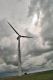 władza generatorowy wiatr Fotografia Stock