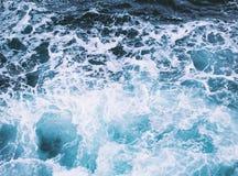 Władza ocean zdjęcia stock