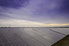 władza słoneczna Obraz Stock