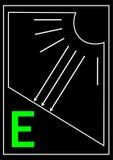 władza słoneczna ilustracja wektor