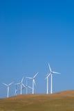 władza wywołujący wieloskładnikowi wiatraczki Zdjęcie Stock