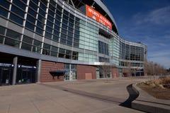 władzy Denver śródpolni sporty zdjęcie royalty free