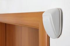 włamywacza alarmowy czujnik fotografia stock